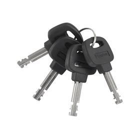 Masterlock 8228 PanzR Bike Lock 18 mm x 1.000 mm red/black